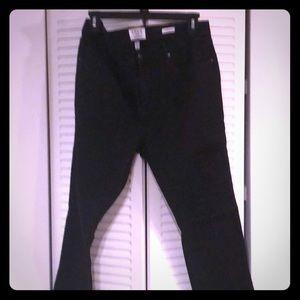 Men's Frame L'Homme Skinny Black Jean